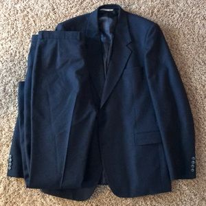 Yves Saint Laurent Full Suit size 44L
